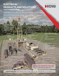 Electrical Products and Solutions Land Based Drilling Flyer